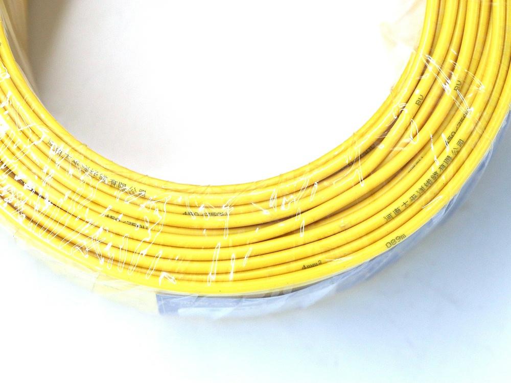 铜芯聚氯乙烯绝缘电线