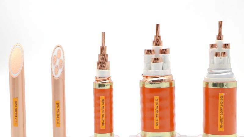 五芯铜芯电缆线的型号和价格