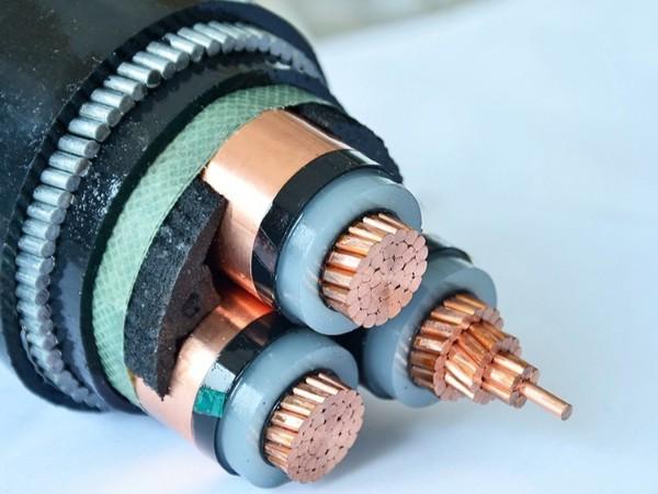 钢丝铠装电缆