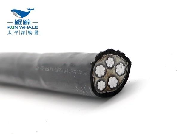 河南zc-yjlv22 3*25+1*16铝芯阻燃低压电缆价格