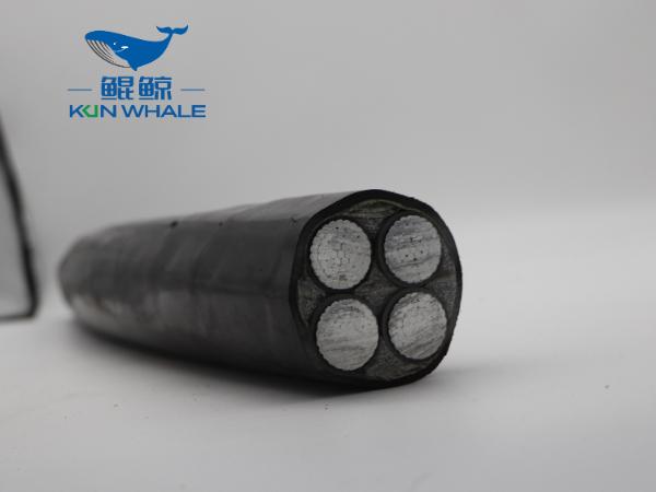 YJLV-0.6/1KV 4x300四芯铝芯电缆线