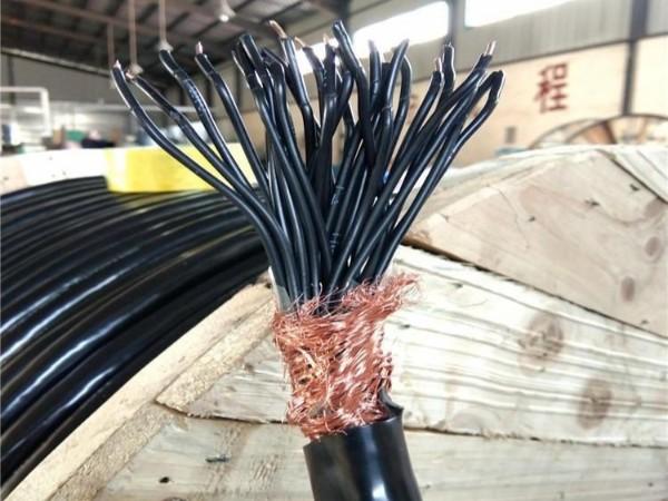 阻燃屏蔽控制电缆