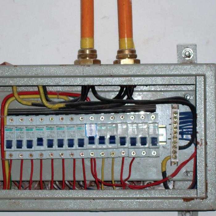矿物绝缘电缆安装