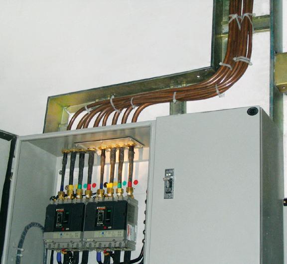 矿物质电缆/矿物绝缘电缆怎么安装?