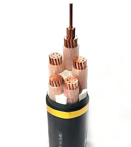 三相五芯电缆型号