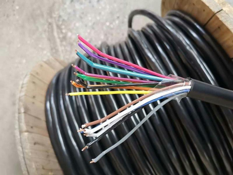 控制电缆芯数一般是多少