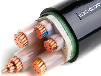 五芯电缆多少钱一米