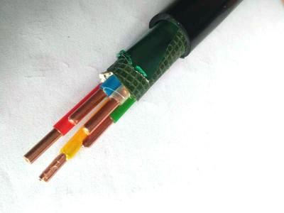 五芯电缆接线方法