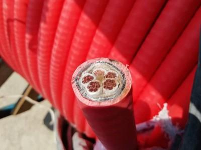 矿物质电缆安装方法