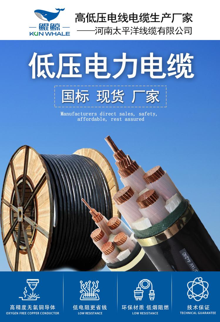电力工程改造用电缆厂家直销