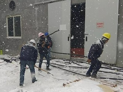 冬季电缆施工注意事项