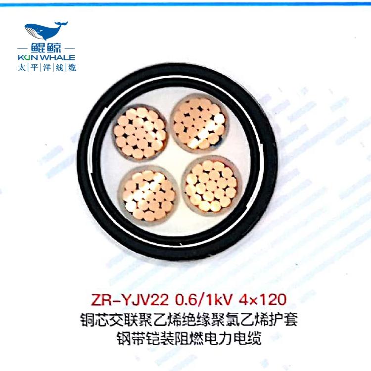 YJV22电缆规格
