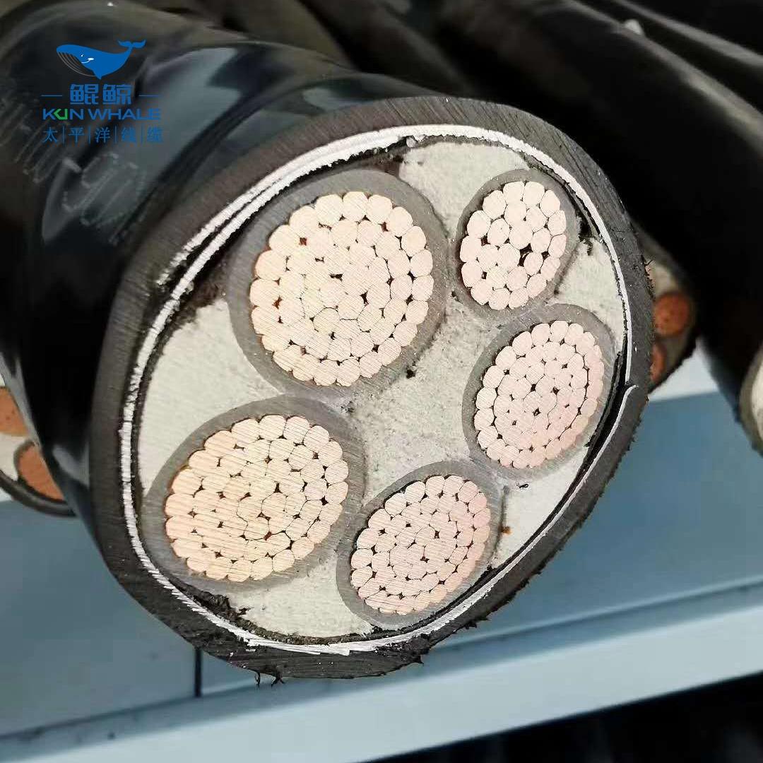 铠装电缆-低压电力电缆
