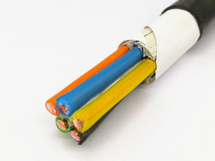 五芯电缆规格 型号