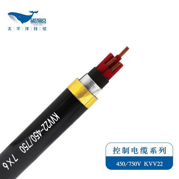 电缆厂家为您解读:Kvv电缆是什么电缆?常见Kvv电缆型号规格