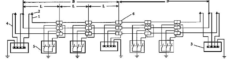 单芯高压电缆接地方式及要求