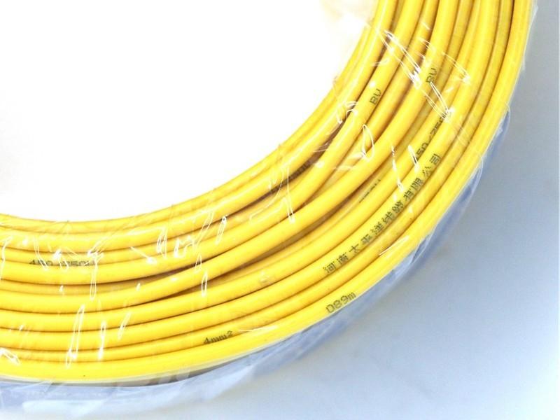 4平方电线 4平方电线价格 4平方电线厂家-太平洋线缆