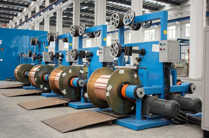 电缆厂家介绍各种电缆线生产工艺流程