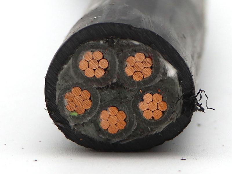 WDZN-YJY5X25电缆