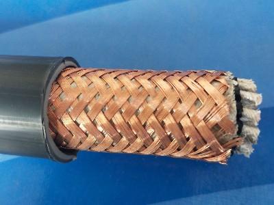 控制电缆屏蔽层接地
