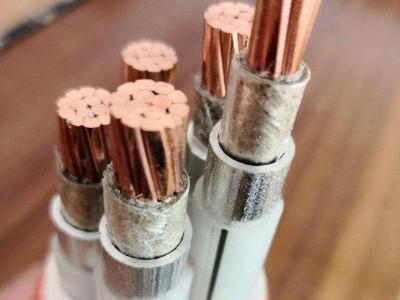 矿物质防火电缆外护套是什么材料