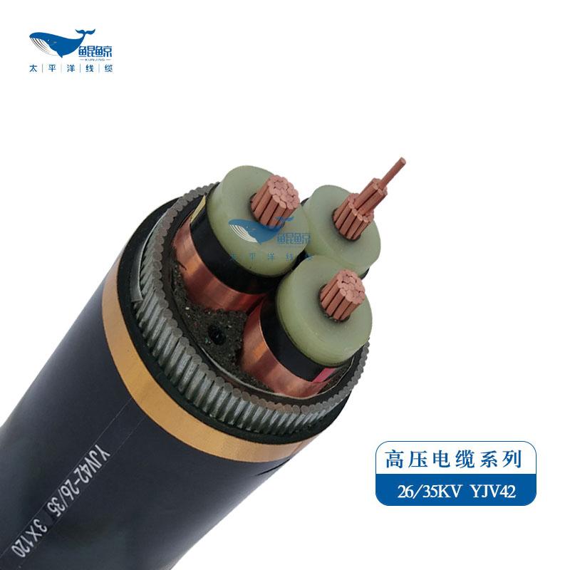 铠装电缆的型号规格代号表示含义,与非铠装的区别