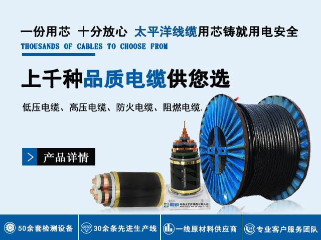 电力电缆品牌:好电缆成就好品牌