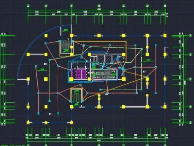 电气防火设计中的电线电缆的应用要点探索