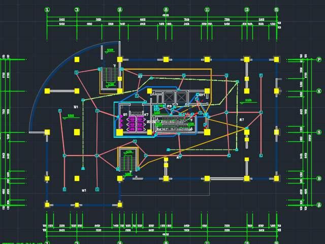 电气防火设计