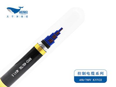 RVVP/KVVRP控制屏蔽软电缆