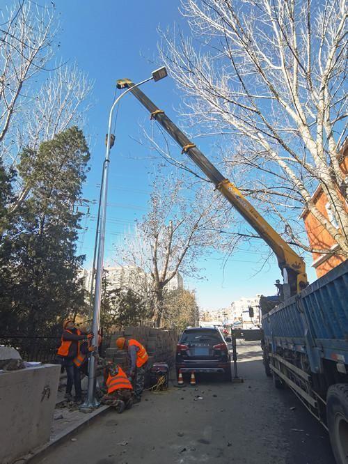 路灯电缆敷设及路灯电缆施工要点