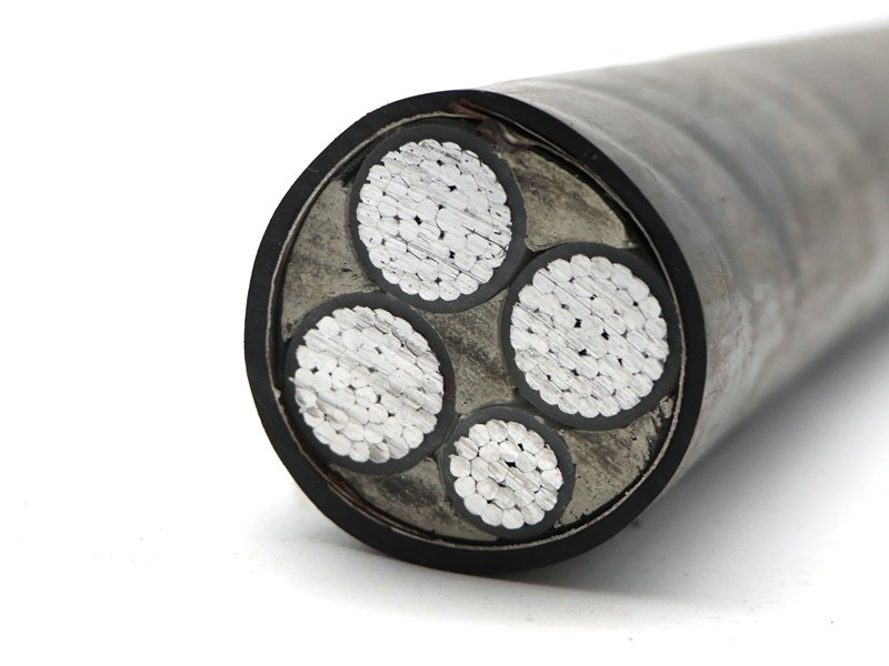 电力电缆 四芯铝芯电缆价格