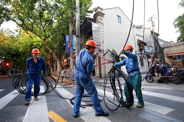 电力工程中配电电缆敷设技术