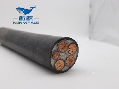 WDZN-YJY4X300+1X150阻燃电缆