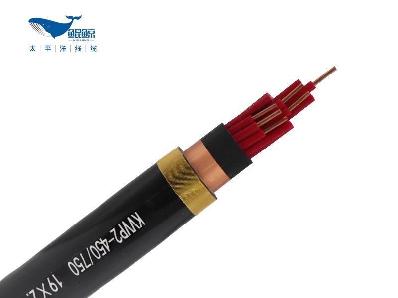 kvvp22控制屏蔽电缆