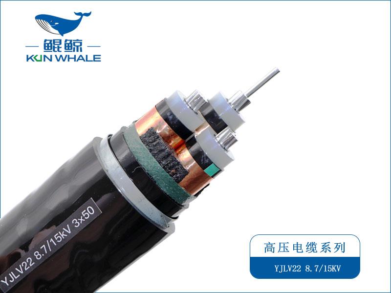 铝芯高压电力电缆