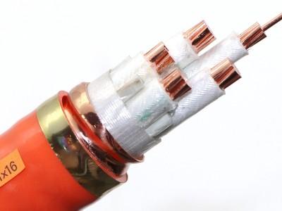 矿物质电缆能做铝芯的吗