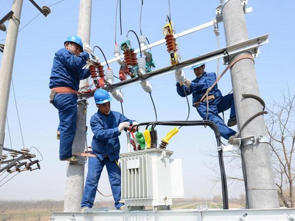 河南太平洋电缆厂保障电缆质量助力农村电力电网改造