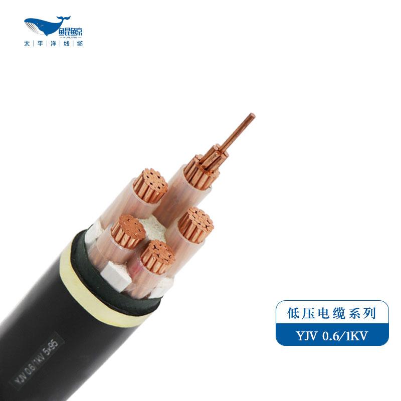 一篇文章读懂什么是YJV电缆?YJV电缆的型号规格含义