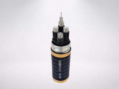 稀土高铁铝合金电缆 铝合金电力电缆
