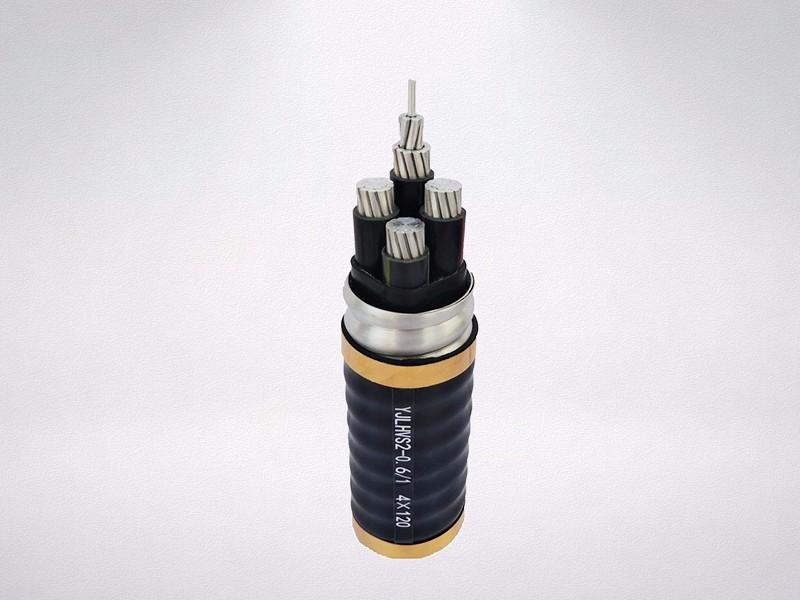 铝合金电缆YJLHVS2 0.6/1KV