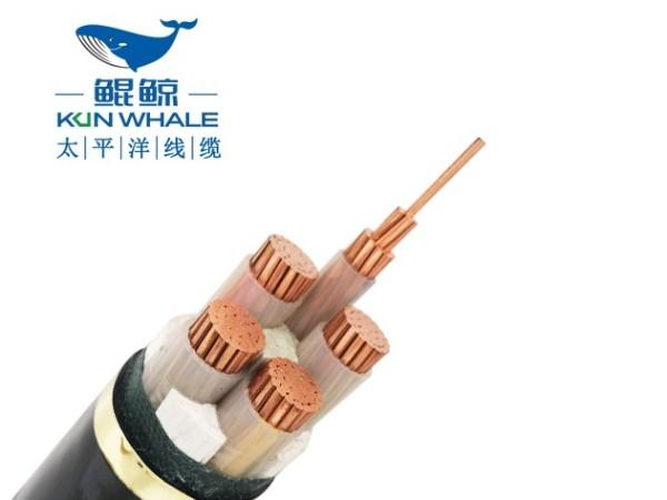 5芯WDZ-YJ(F)E辐照交联低烟无卤电缆
